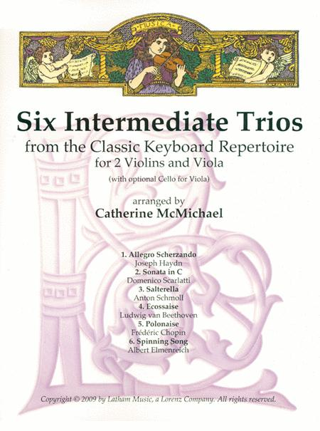 Six Intermediate Trios