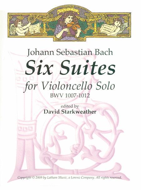 Six Suites for Violoncello Solo