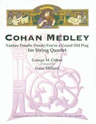 Cohan Medley for String Quartet