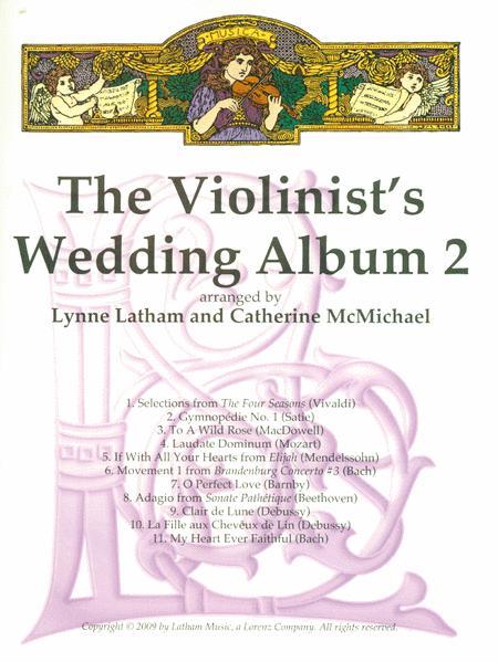 The Violinist's Wedding Album, Volume 2