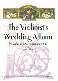 The Violinist's Wedding Album for Violin and Accompaniment CD