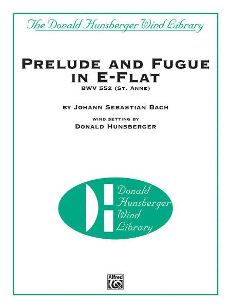 Prelude and Fugue in E-Flat BWV 552 (St. Anne) (score only)