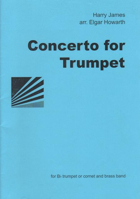Concerto For Trumpet Sheet Music By Harry James - Sheet Music Plus