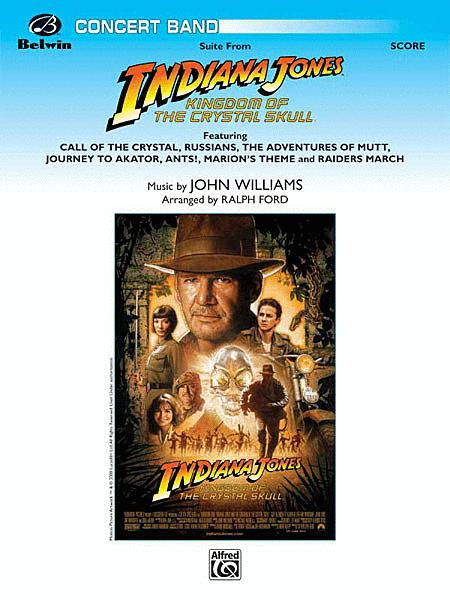 Indiana Jones and the Kingdom of the Crystal Skull, Suite from