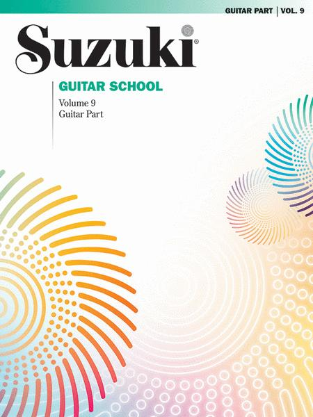 Suzuki Guitar School, Volume 9
