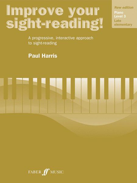 Improve Your Sight-reading! Piano, Level 3
