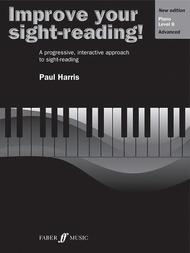 Improve Your Sight-reading! Piano, Level 8