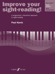 Improve Your Sight-reading! Piano, Level 4