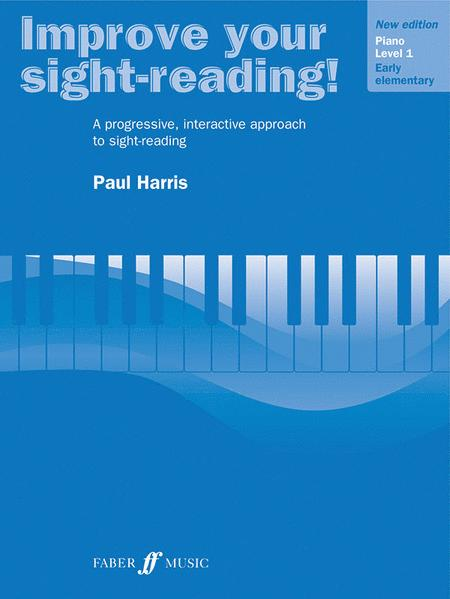 Improve Your Sight-reading! Piano, Level 1