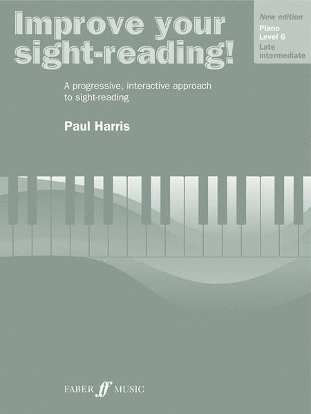 Improve Your Sight-reading! Piano, Level 6
