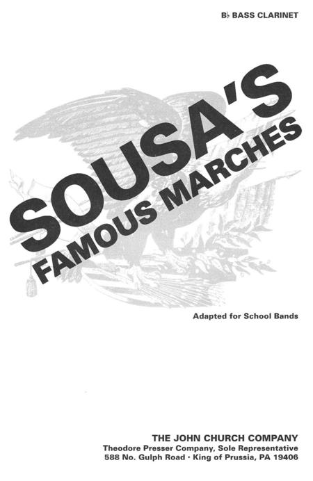 Sousa's Famous Marches