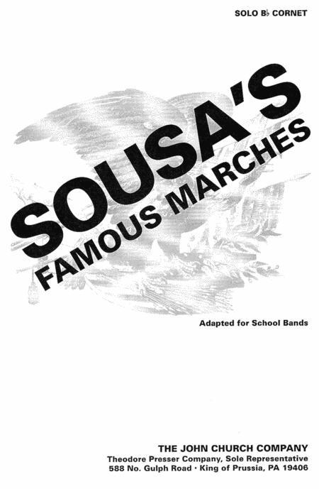 Sousa's Famous Marches