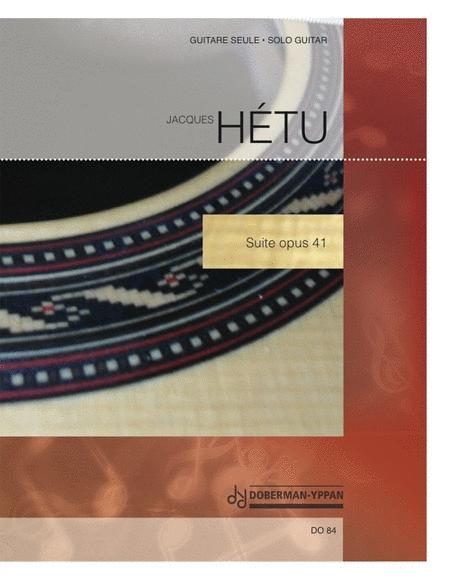 Suite, opus 41