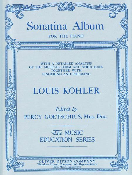 Sonatina Album For the Piano