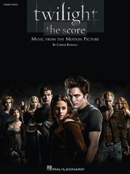 Twilight - The Score (Piano Solo)