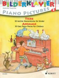 Animals: Thirty Easy Piano Pieces For Children