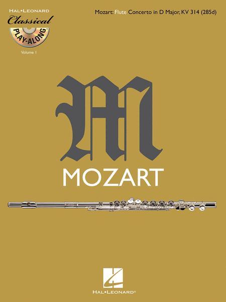 Flute Concerto in D Major, K. 314