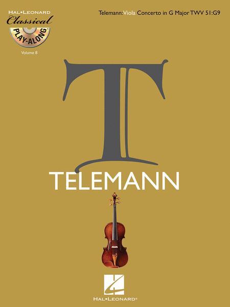 Viola Concerto in G Major, TWV 51:G9