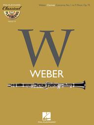 Clarinet Concerto No. 1 in F Minor, Op. 73