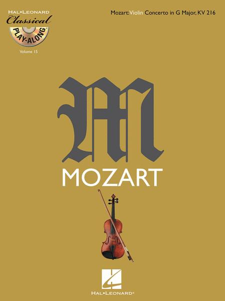 Mozart: Violin Concerto in G Major, K216