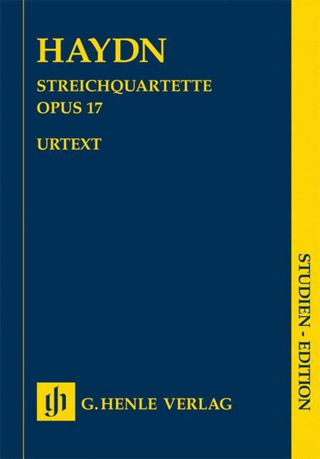 Joseph Haydn - String Quartets Volume III, Op. 17