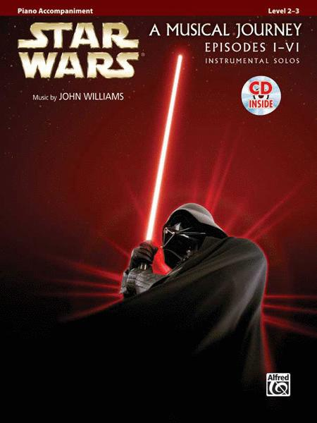 Star Wars I-VI Instrumental Solos - Piano