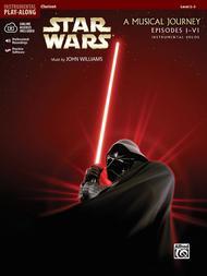 Star Wars I-VI Instrumental Solos - Clarinet