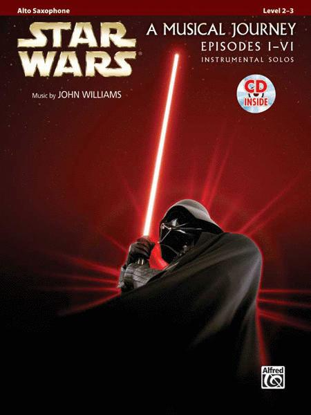 Star Wars I-VI Instrumental Solos - Alto Saxophone
