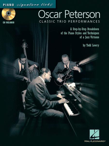 Oscar Peterson - Classic Trio Performances