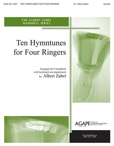 Ten Hymntunes For Four Ringers