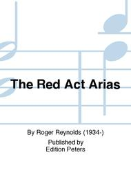 The Red Act Arias