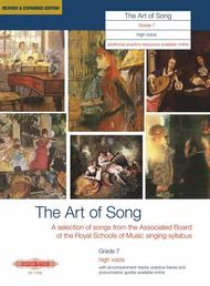 The Art of Song (Revised Edition) Grade 7