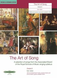 The Art of Song (Revised Edition) Grade 8