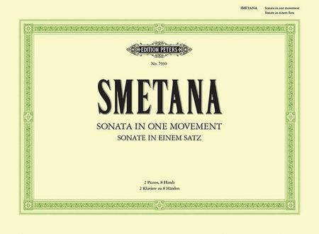 Sonata in One Movement in e minor (original)