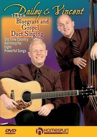 Dailey & Vincent Teach Bluegrass and Gospel Duet Singing