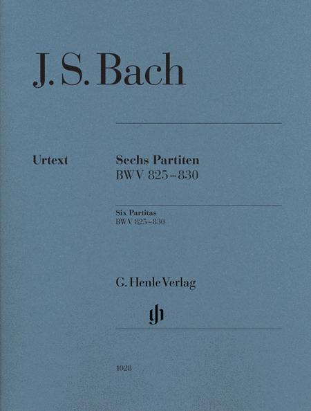J.S. Bach: Six Partitas BWV 825-830