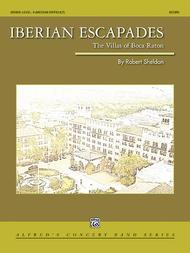 Iberian Escapades (score only)