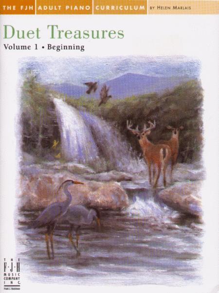 Duet Treasures, Volume 1 (NFMC)
