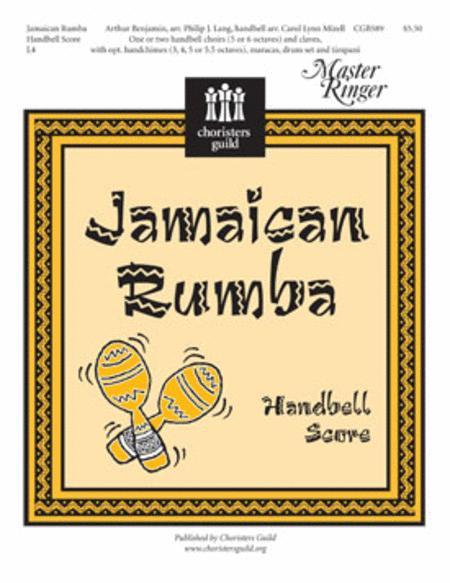 Jamaican Rumba - Handbell Score