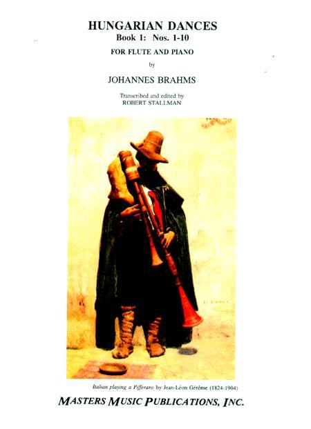 Hungarian Dances Book 1 Nos 1-10