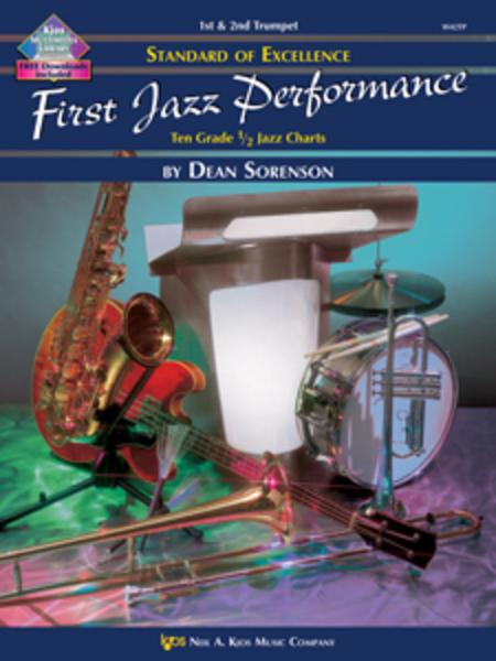 W42G - Standard of Excellence - First Jazz Performance - Guitar 1/Guitar 2
