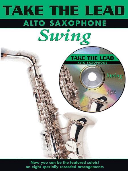 Take the Lead - Swing (Alto Saxophone)