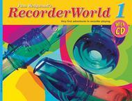 Recorderworld 1 (book/CD)