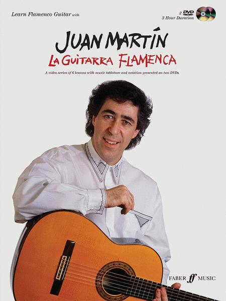 La Guitarra Flamenca (book/2 DVDs)