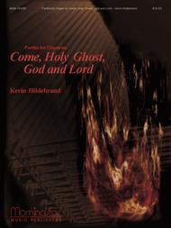 Partita for Organ on Come, Holy Ghost, God and Lord
