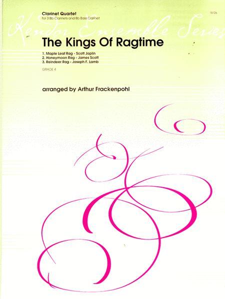 The Kings Of Ragtime