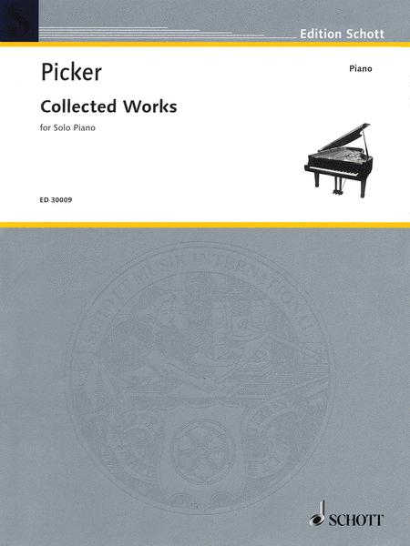 Collected Works for Solo Piano