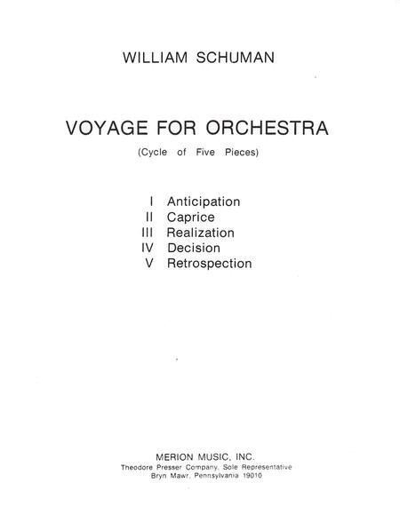 Voyage for Orchestra