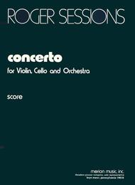 Concerto For Violin, Cello And Orchestra