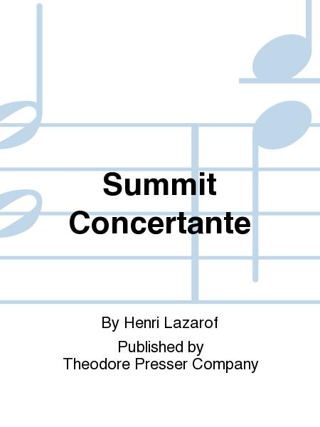 Summit Concertante